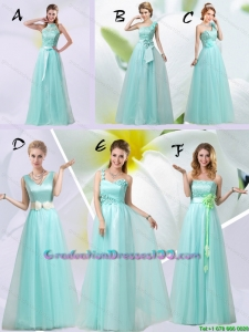The Brand New Style Graduation Dress Chiffon Hand Made Flowers with Empire
